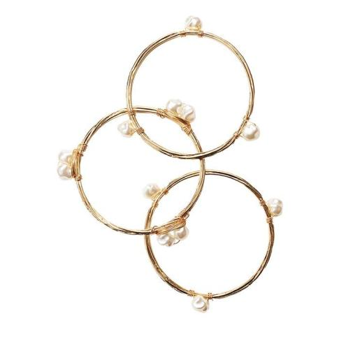 Modern Elegance Bangle Set