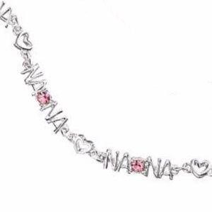Nana Tennis Bracelet