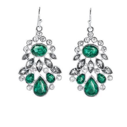 Shine Like a Crystal Earrings