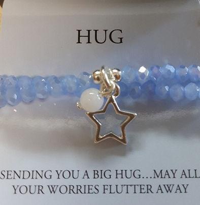 Spring Wishes Hug Bracelet