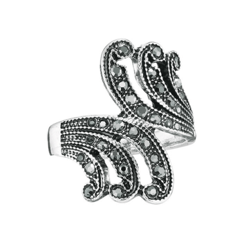 Stunning Radiance Ring