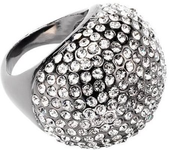The Height of Sparkle Ring